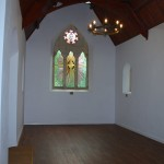 New Flooring to East Chapel